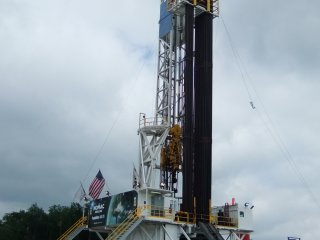 June 2013 Field Trip to Active Utica Shale Drilling Sites